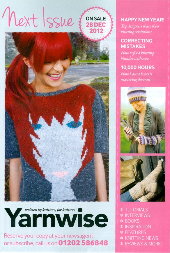 """Yarnwise issue 56"""