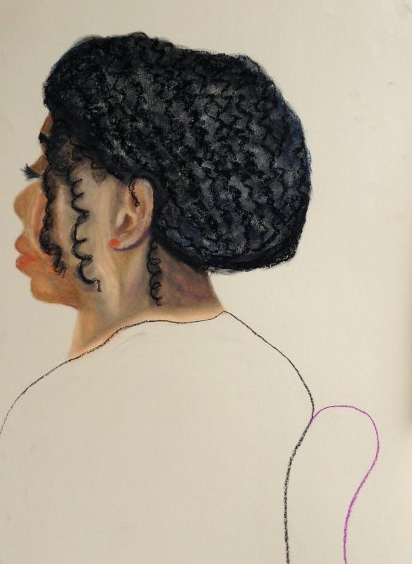 """""""pastel portrait"""""""