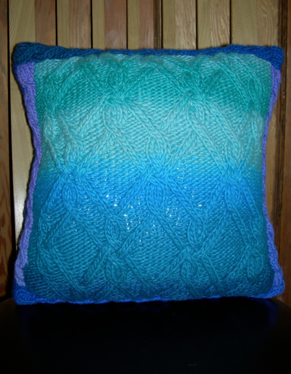 """Nicky Barfoot One of a Kind cushion"""
