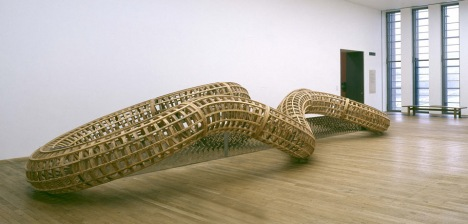 """Richard Deacon's ""After"""""