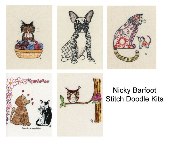 stitch kits available