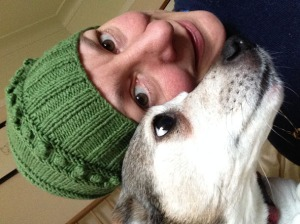 nelly and me bobble hat