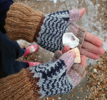 Hill Head Mitts