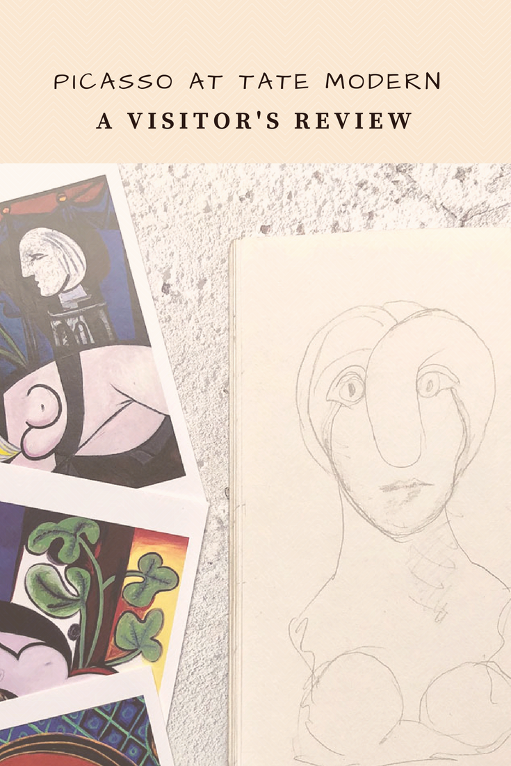 Picasso Exhibition at Tate Modern, a Visitor's review