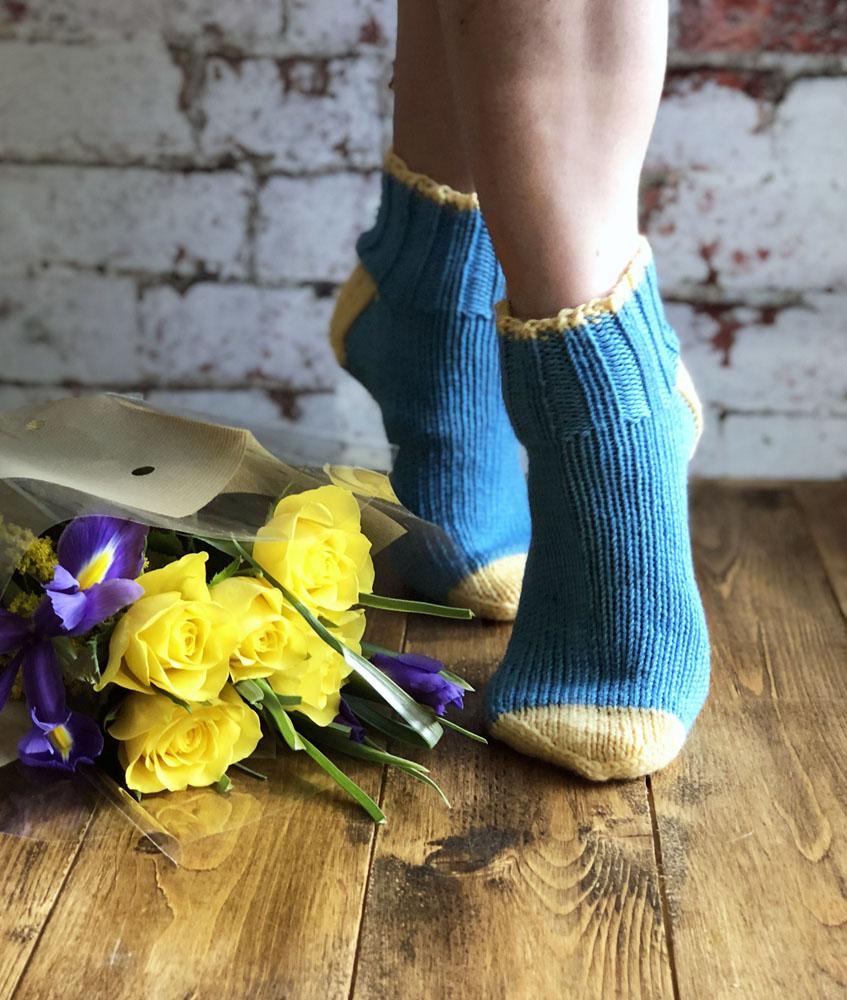 Nicky Barfoot DK Socks Workshop low res