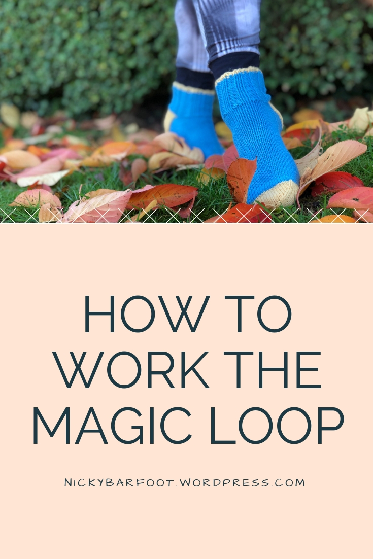 How to work the magic loop